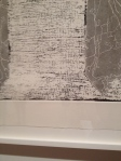 Jasper Johns (from Regrets series, etching)