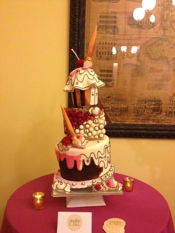 art cake!