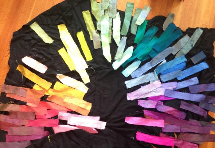 silk spectrum