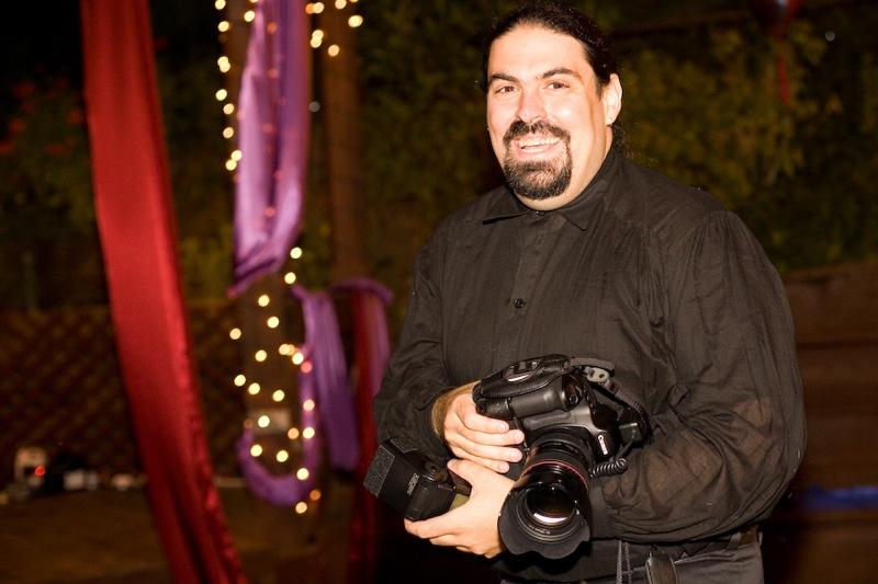 Dan at my wedding